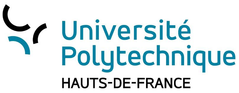LOGO UPHF Université polytechnique hauts de france